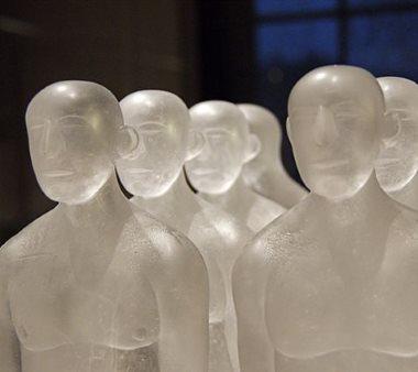 glass-human